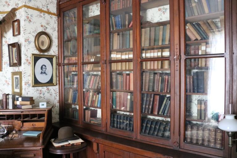 Frederick Douglass Library at Cedar Hill